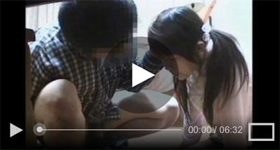 【ロリ盗撮おまんこ動画】教え子の部屋に数か所仕掛けた隠しカメラ…両親に内緒で調教フェラチオww