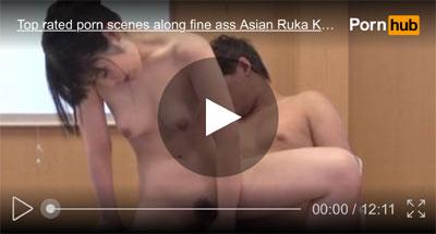 【佳苗るか無修正動画】朝練で剣道の竹刀が股に当たるたびに感じてしまう敏感な女子校生が先輩とモーニングセックスww
