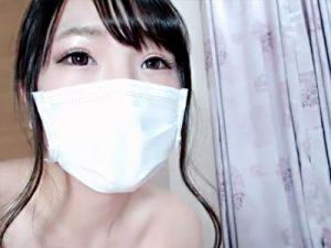 【ライブチャット動画】全身脱毛をした綺麗な身体を全裸で晒す素人女性…真っ白な肌と無毛パイパンww