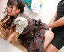 【コスプレおまんこ動画】秋葉原で現役地下アイドルとして活躍する女の子がデビュー作でファンとガチセックスww